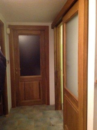verniciatura porte legno