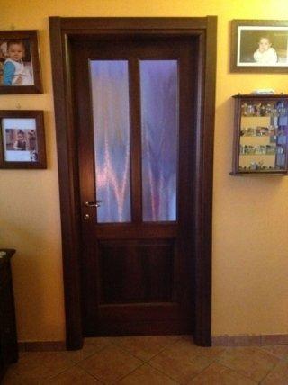 porta vetrata