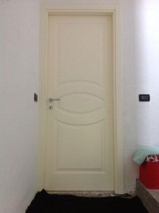 porta laccata bianco