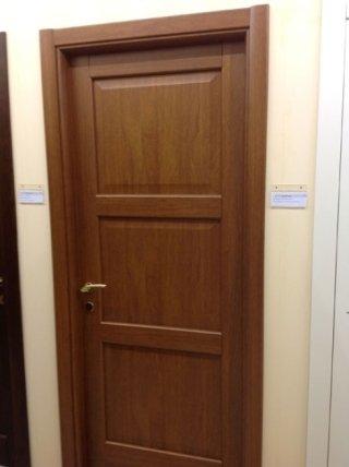 porta legno scuro