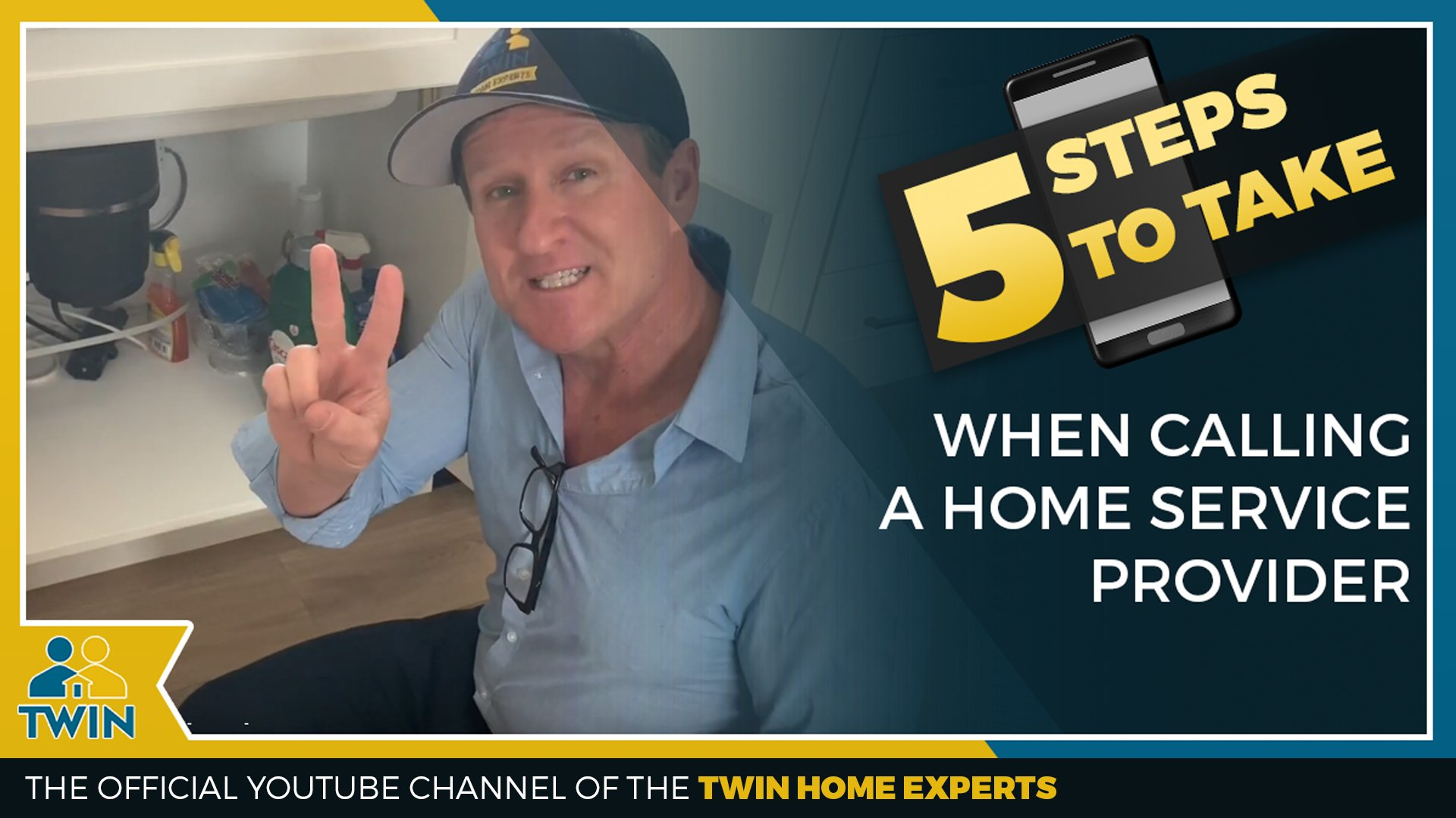 5 Steps You Must Take When Calling A Home Service Provider