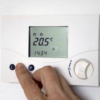 Impostazione termostato