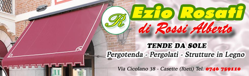 Tende da Sole, Verande, tende Krystal, Verande, Gazebo, Ezio Rosati, Rossi Alberto, Rieti