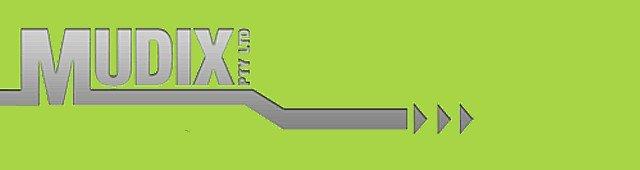 Mudix Logo green