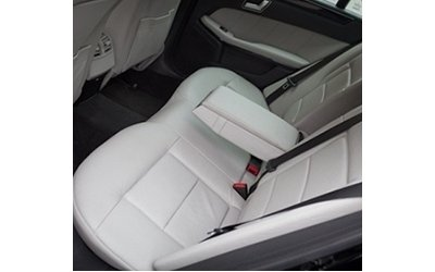 mercedes e-class rear seats