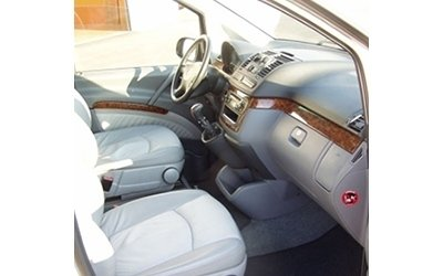 mercedes viano interior