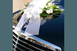 мерседес для свадеб