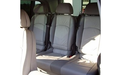 mercedes rear seats