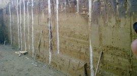 escavatori, escavazioni, trivellazioni