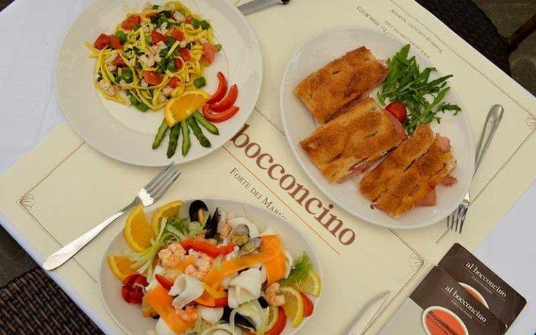 seafood appetisers