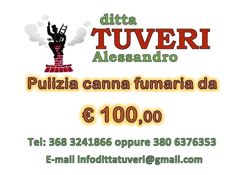 Offerta Pulizia canna fumaria a partire da € 100,00