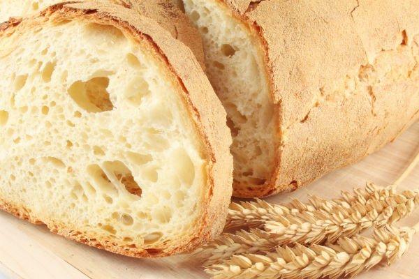 Pane con grano