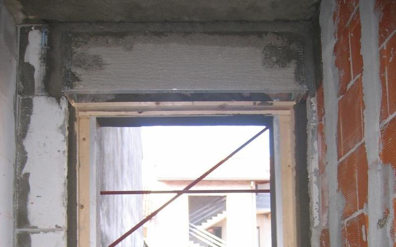 Cassonetto filo muro