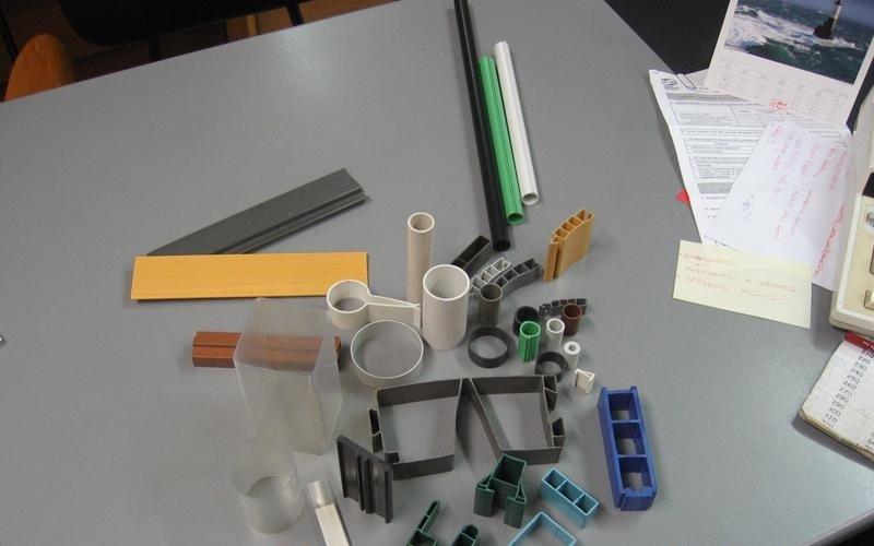 Profili in plastica Novara
