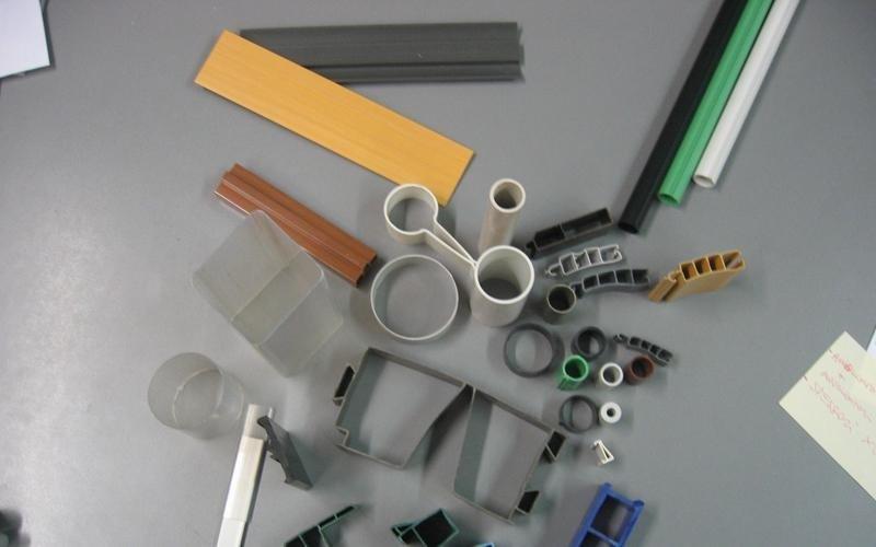 Profili in plastica e pvc