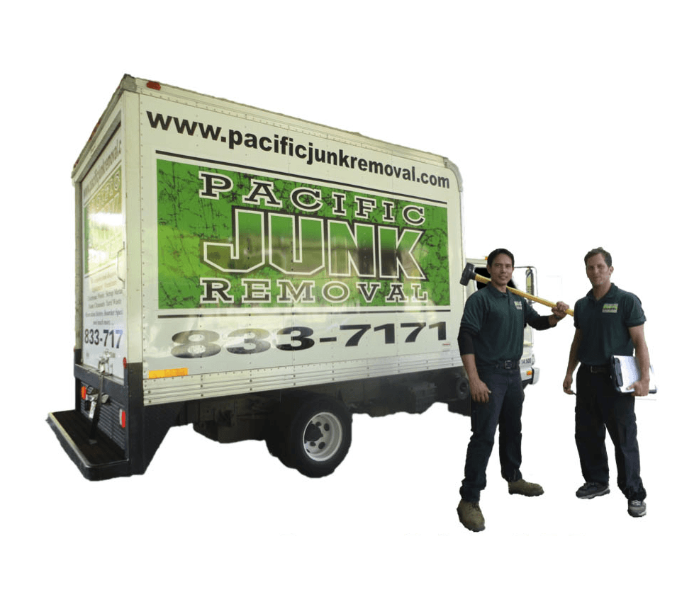 Pacific Junk Removal | Trash Removal | Honolulu, HI