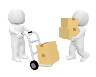 trasporto e gestione merce