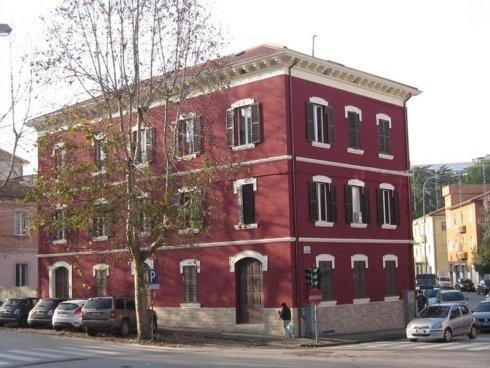 edificio ristrutturato