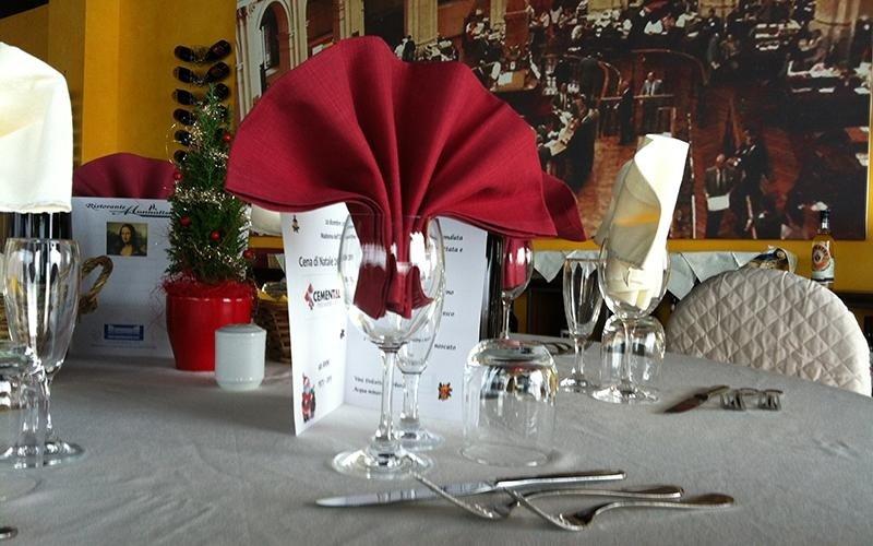 Restaurant Monnalisa