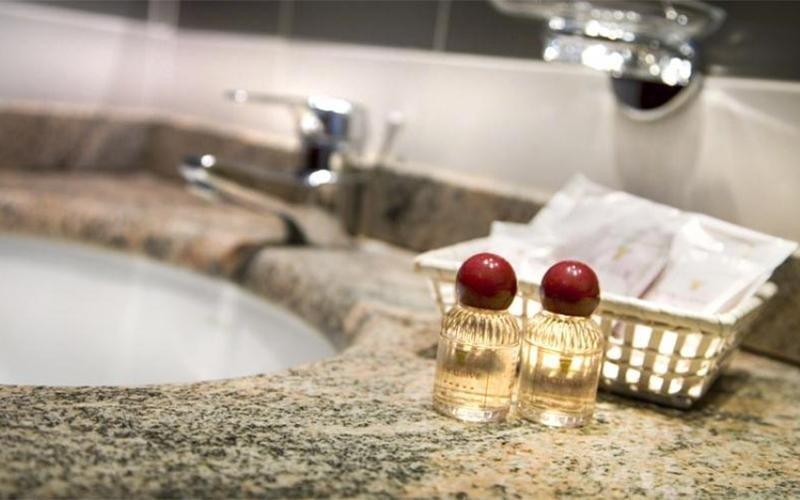 bagno hotel Cristal