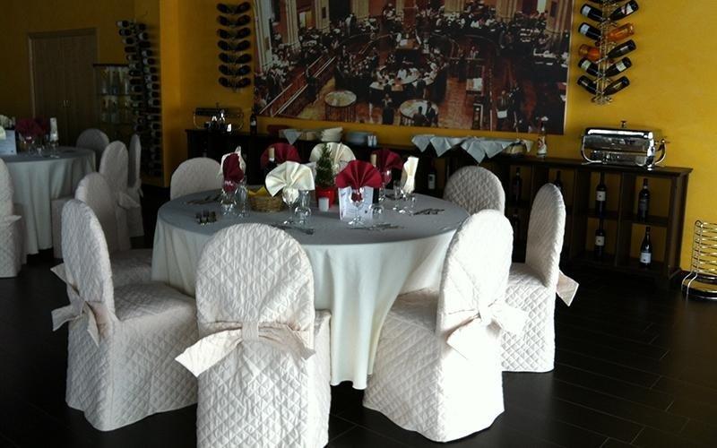Restaurant Hotel Cristal