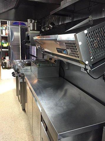 Pizza/Kebab machines
