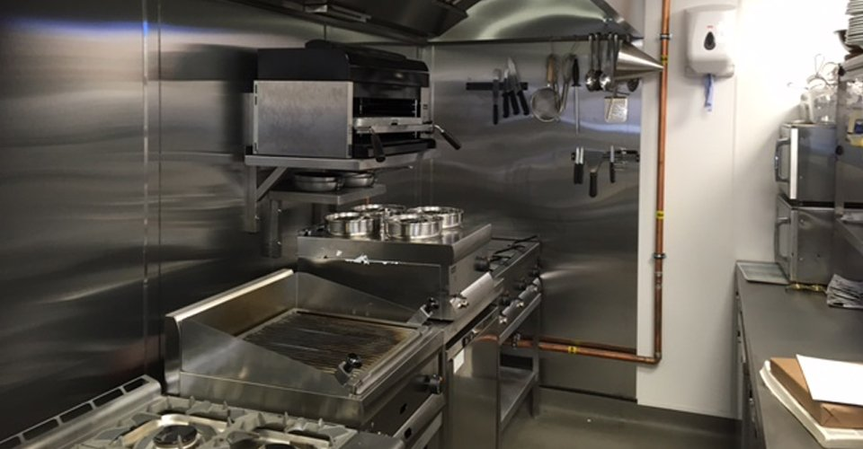 refurbished commercial kitchen equipment