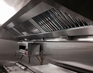 Bespoke steel catering  fabrication