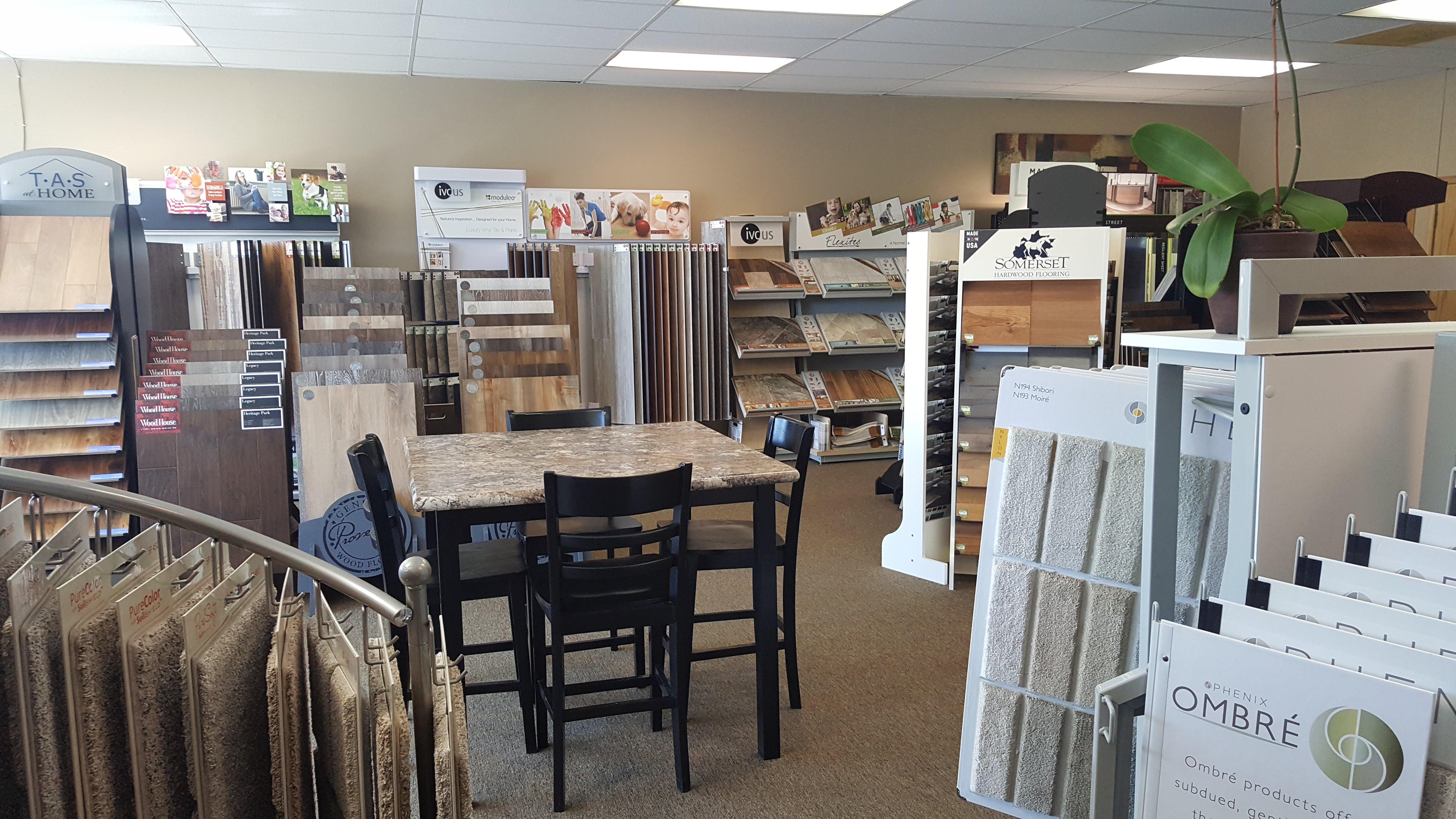Interior flooring solutions bend oregon gurus floor for Kitchen floor solutions