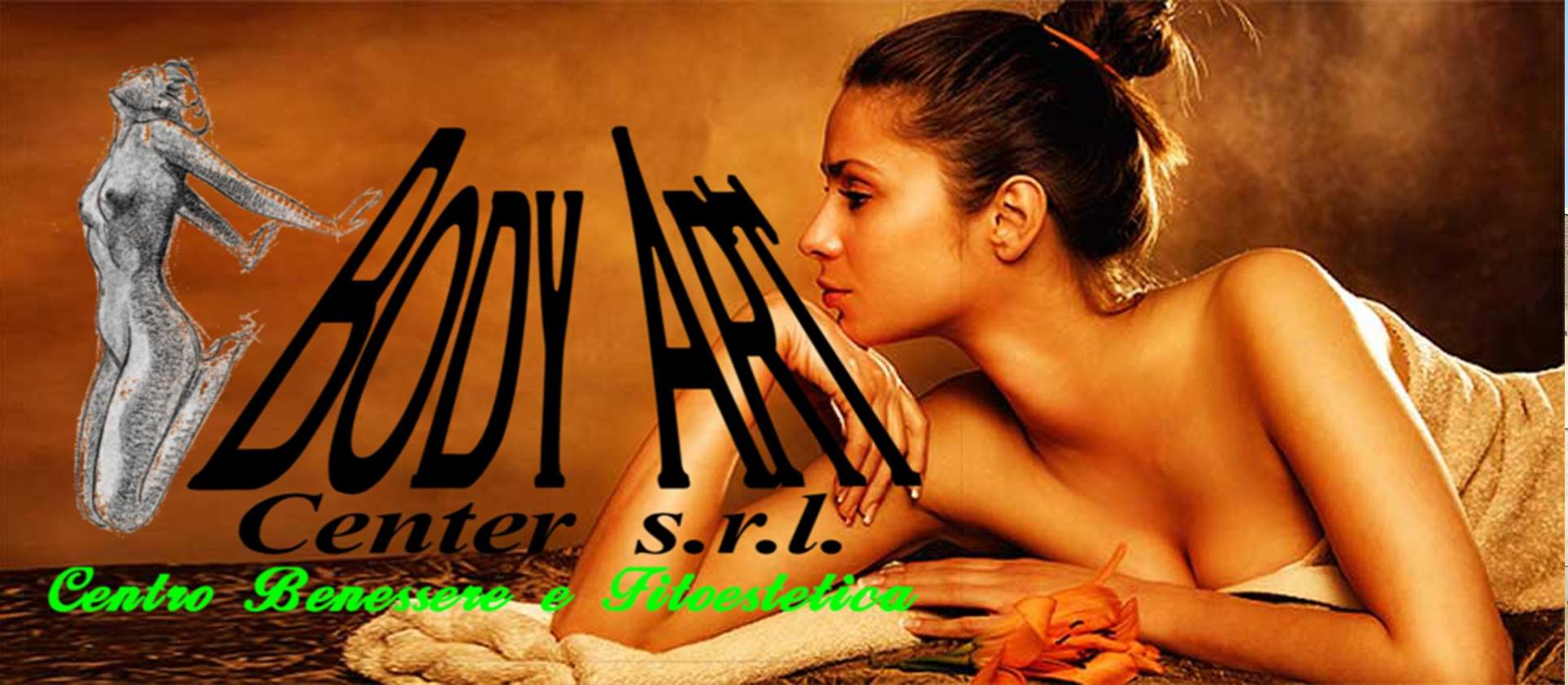 banner promozionale body art center srl