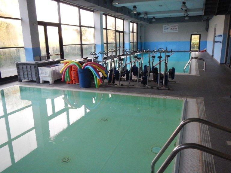 piscina della palestra