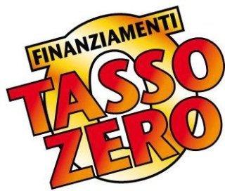 banner promozionale finanziamento tasso zero