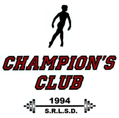 CHAMPION'S CLUB - BODY ART CENTER - LOGO