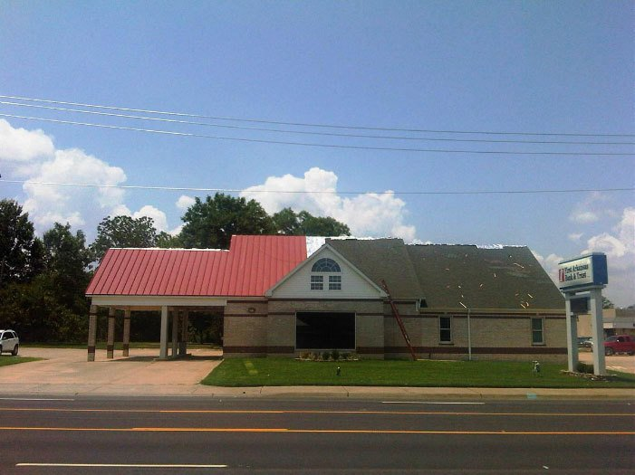 Commercial Roofer Central Arkansas Freedom Roofing Solutions
