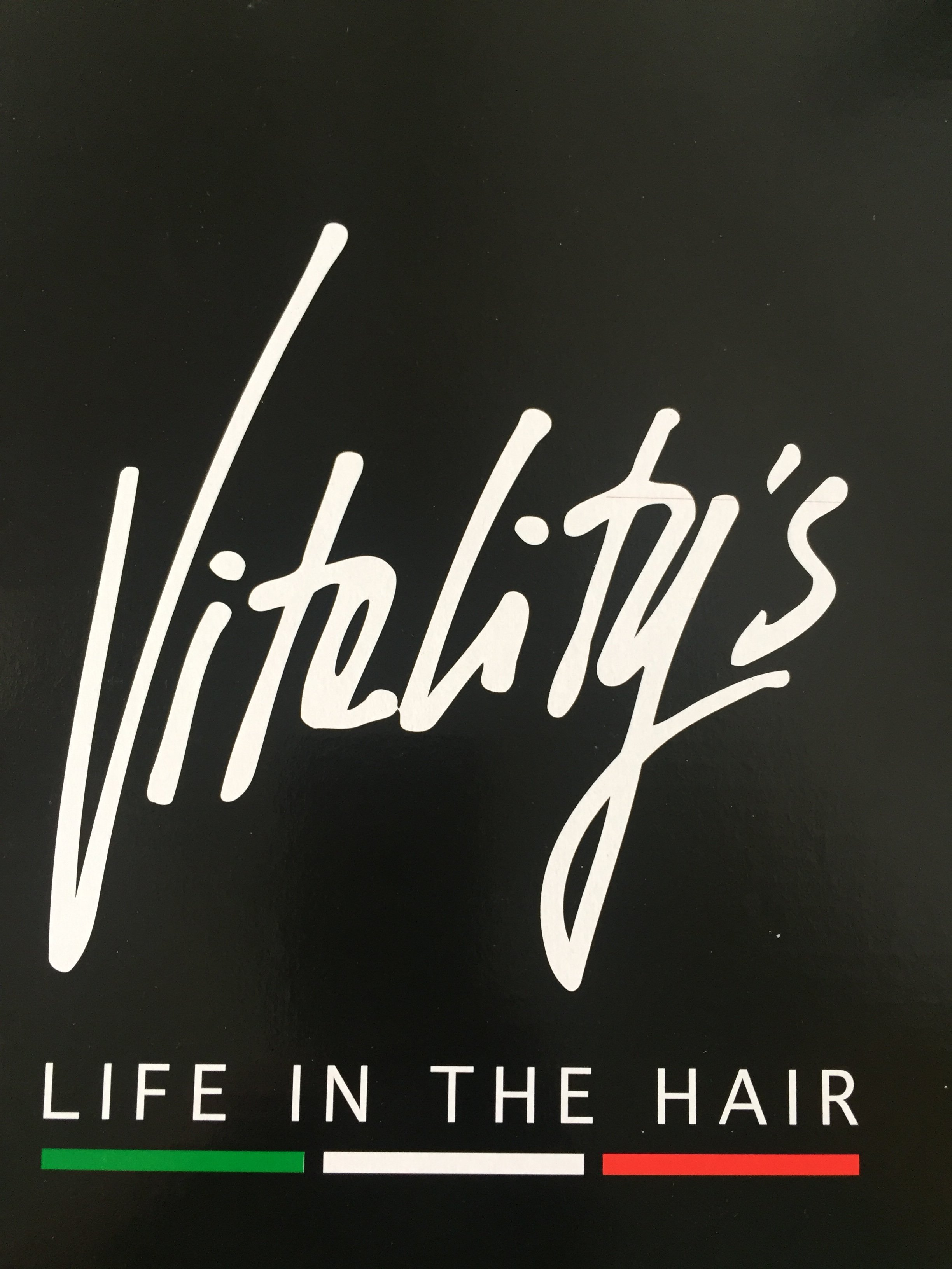 Vitality's life in the hair