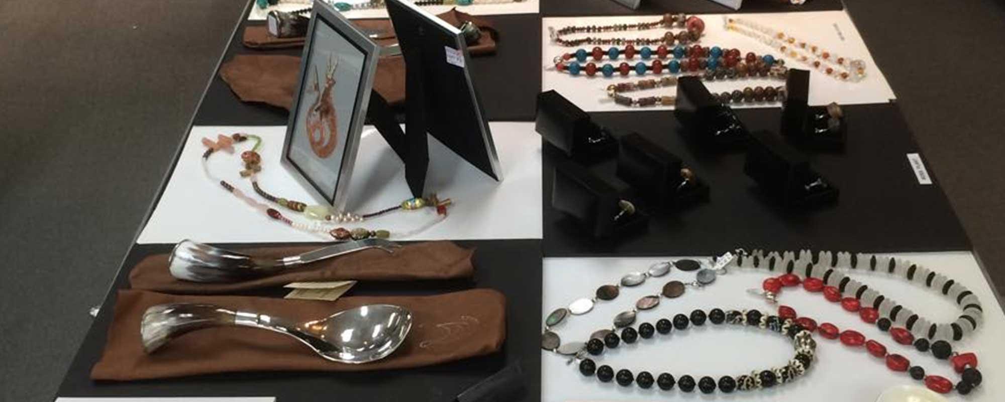 Variety of Jewellery