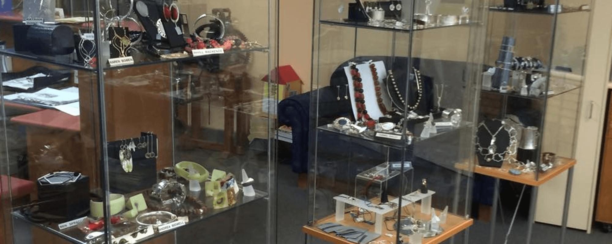 Jewellery Display Showcase