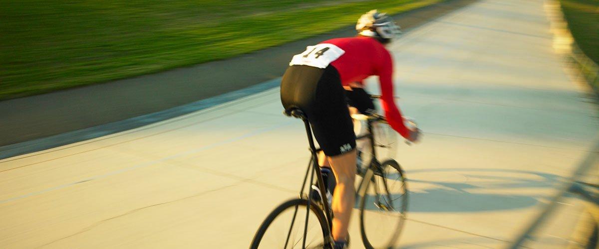 cyclist-on-velodrome-track
