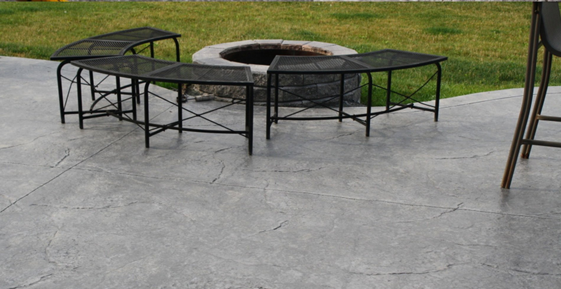 The Advantage Of Stamped Concrete Patios