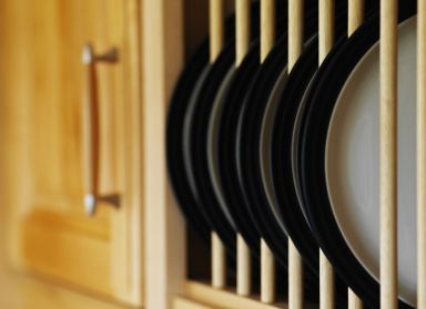 Detail of a kitchen as an example of our professional custom joinery work in Auckland