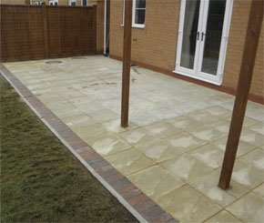 Landscaping Contractors In Lincoln S And S Fencing And