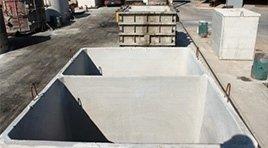 contenitori in cemento armato