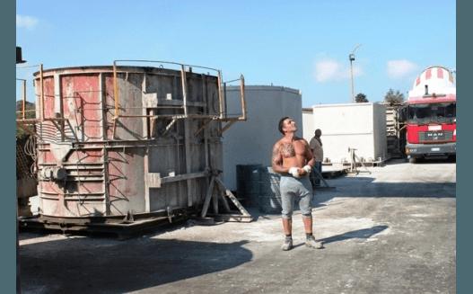 pozzi prefabbricati in cemento