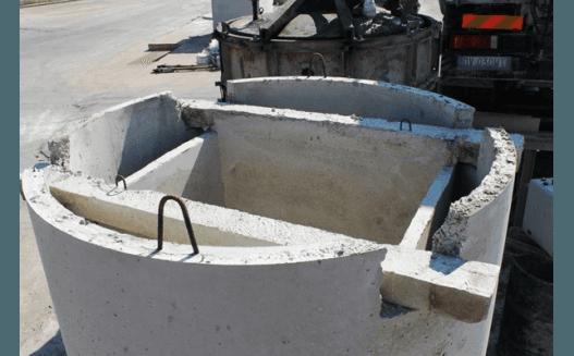 cisterna monoblocco per irrigazione