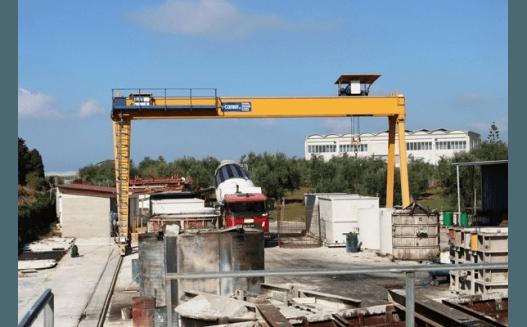 lavorazioni a carattere edile
