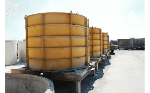 cisterne metalliche
