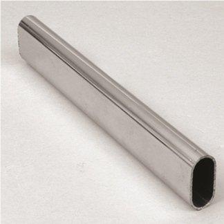 Tubo ovale 22x15-25x15-30x15 mm
