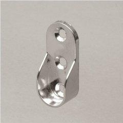 Supporto per tubo ovale 22x15 – 25x15 – 30x15 mm