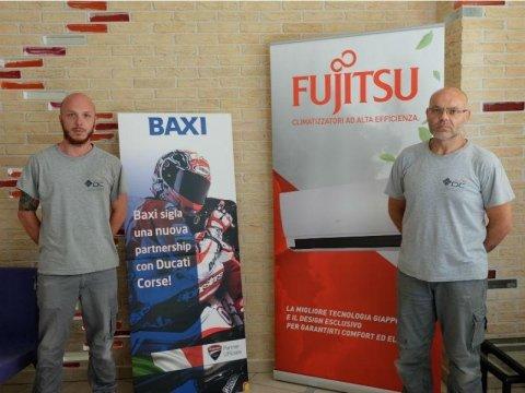 Impianti Baxi e Fujitsu