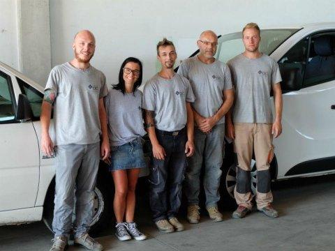 Azienda di impianti idraulici e termoidraulici